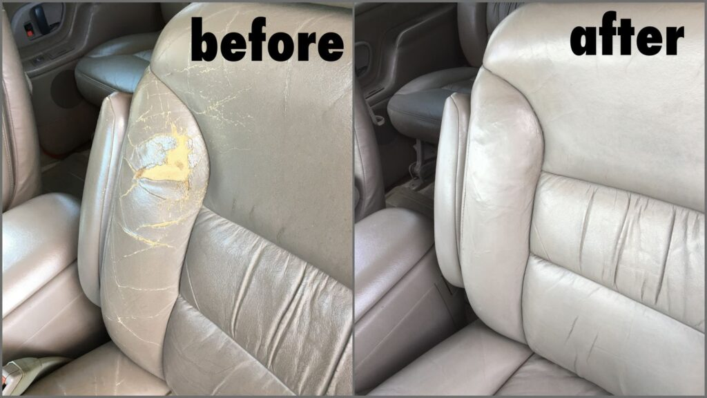 Repairing Leather Seats In Cars Mycoffeepot Org