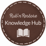 Knowledge Hub Rub n Restore w Book