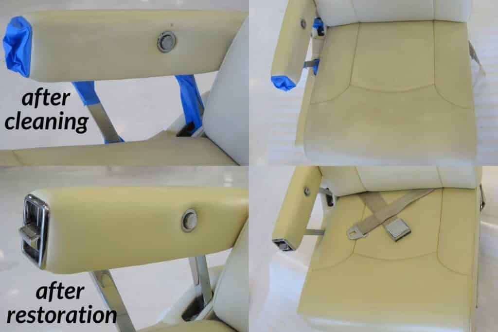 Leather Finishes for Aircraft & Aviation Interiors - Rub 'n