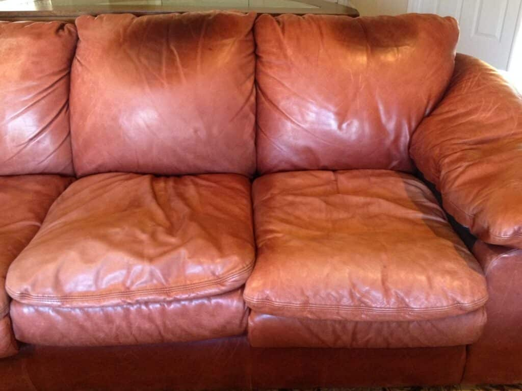 How To Clean Body Oil Stains From Leather Upholstery