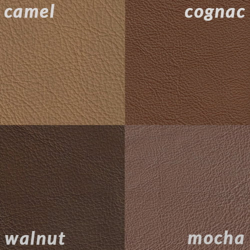 Infographic of Cognac compared to tans and browns