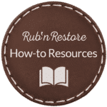 How-to Resources a guide to leather and vinyl restoration