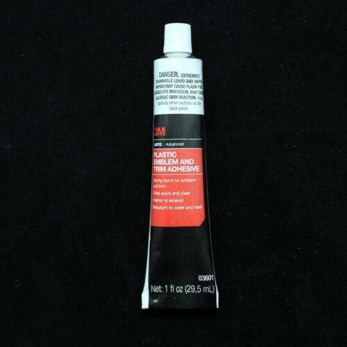 Flexible glue for leather & vinyl repair.