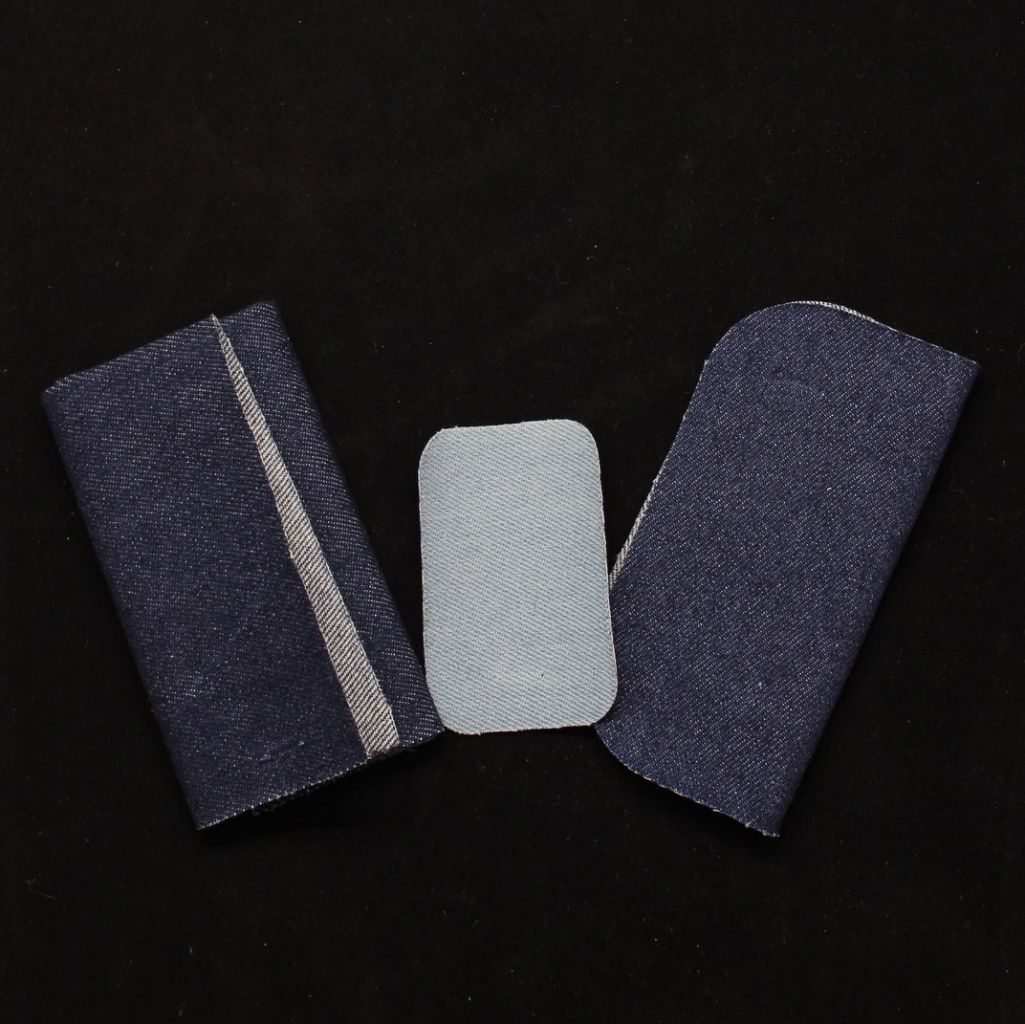 Repair Leather Patch Vinyl Strong Mending Fabric